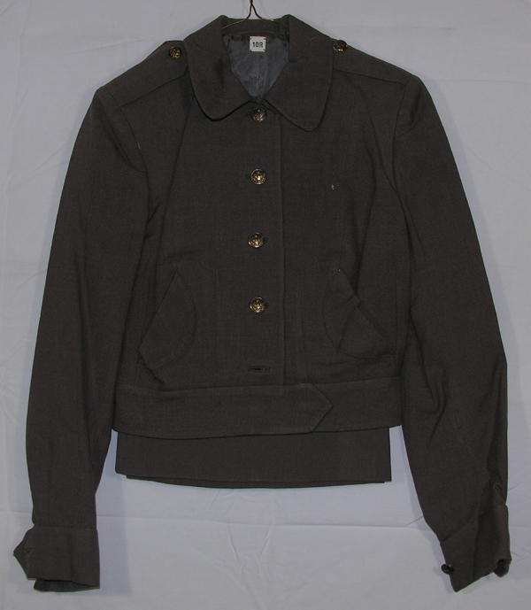 US Army Female Dress Jacket and Skirt