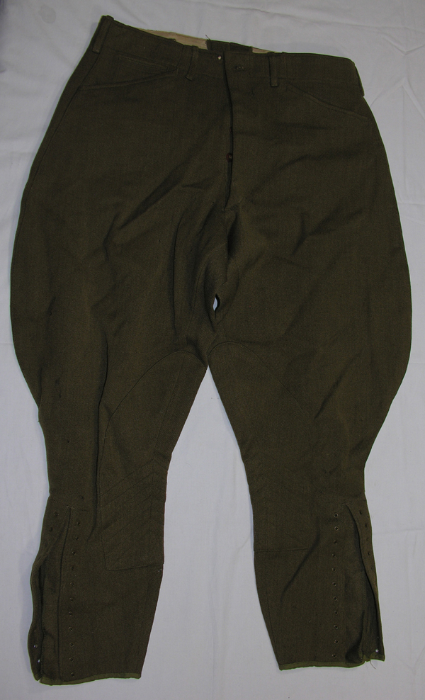 US Army Riding Trousers