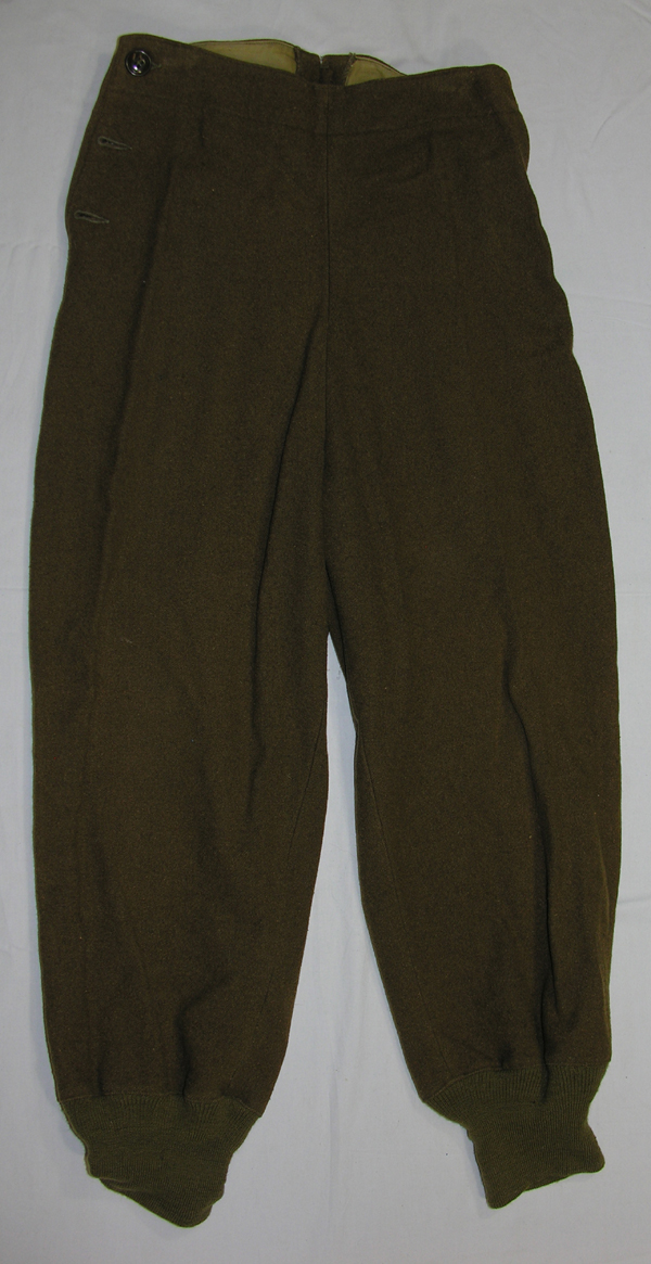 US Army Female Wool Trouser Liners