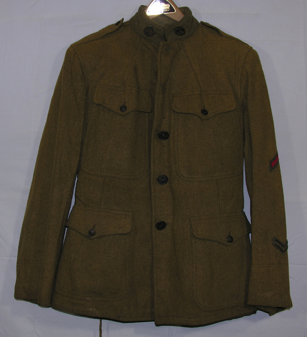 WWI Dress Tunic with Trousers