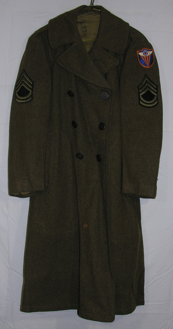 USAAF Enlisted Overcoat