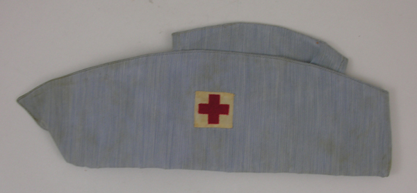 Female Red Cross Nurse's Cap