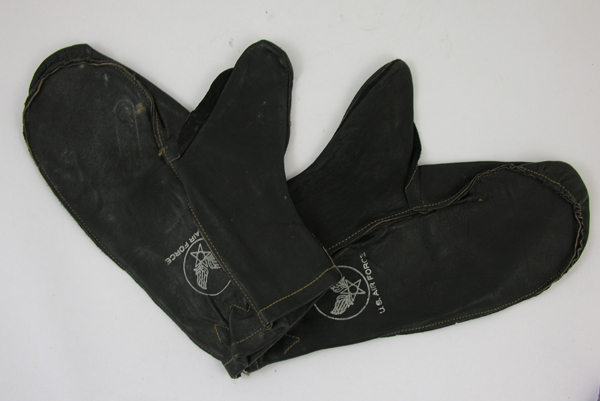 US Air Force Leather Gloves