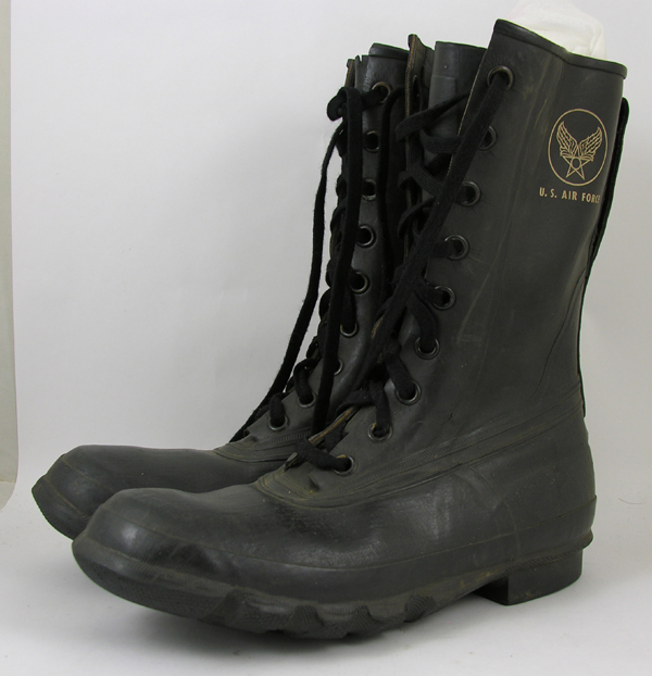 US Air Force Rubber Boots