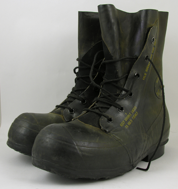 US Army Rubber Boots