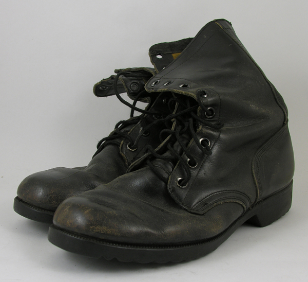 US Army Leather Boots