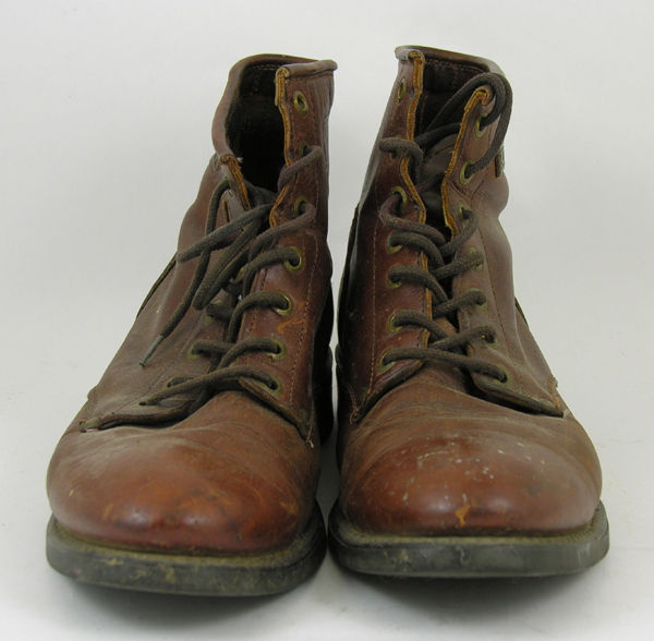 USAAF B-3 Leather Shoes