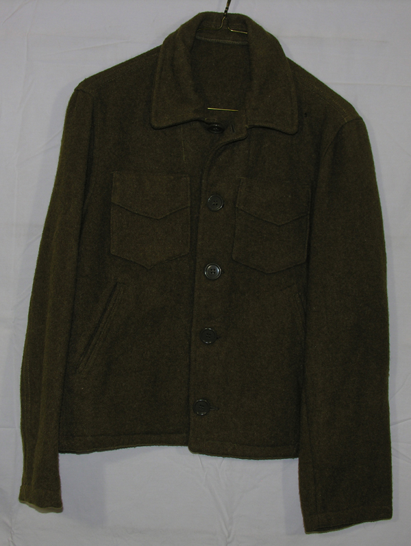US Army Wool Coat
