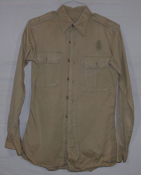 US Army Khaki Shirt