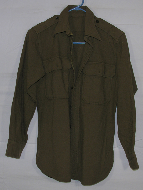 US Army Officers Shirt