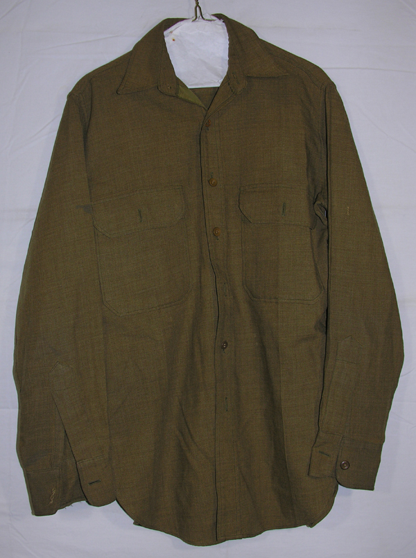 US Army Enlisted Shirt