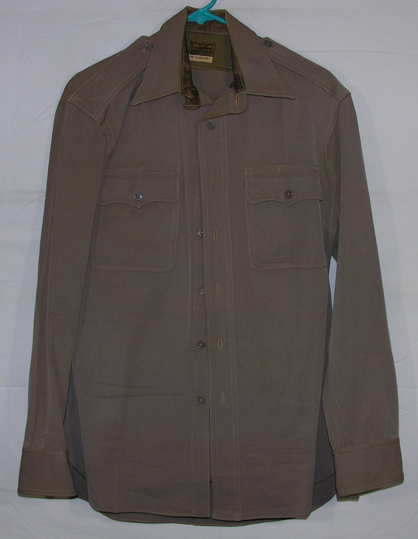 US Army Officers Shirt and Trousers