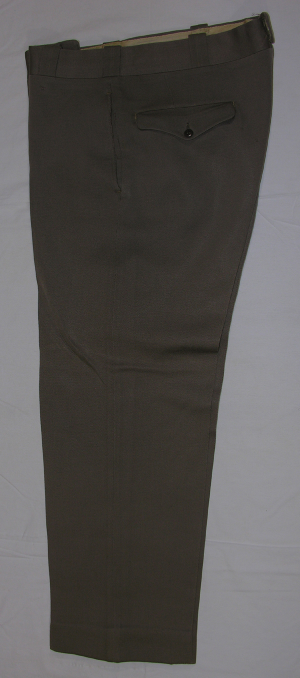 USAAF Officers Pink Dress Trousers