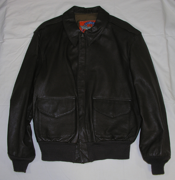 USAAF Reproduction Leather A-2 Jacket