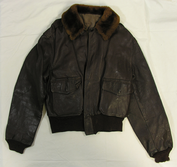 USAAF G-1 Style Leather Flight Jacket