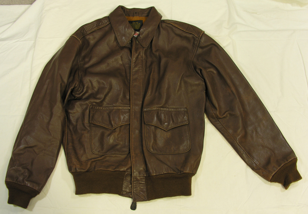 USAAF Reproduction A-2 Leather Flight Jacket