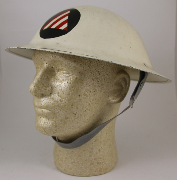 Civil Defense Helmet