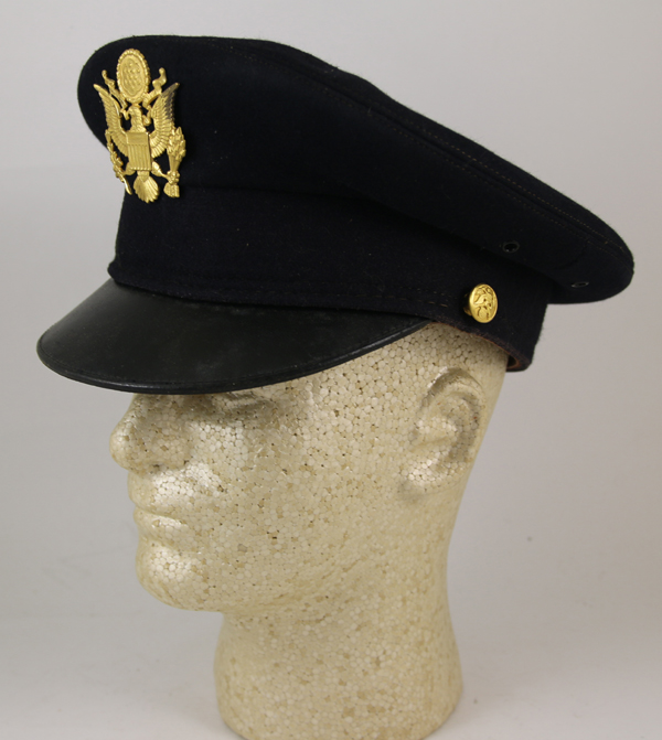 US Army Officers Visor Cap