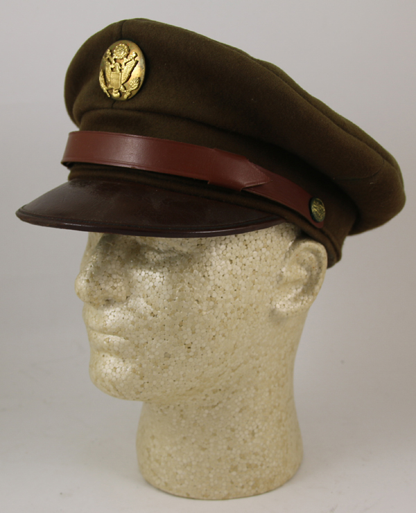 US Air Corps Visor Cap