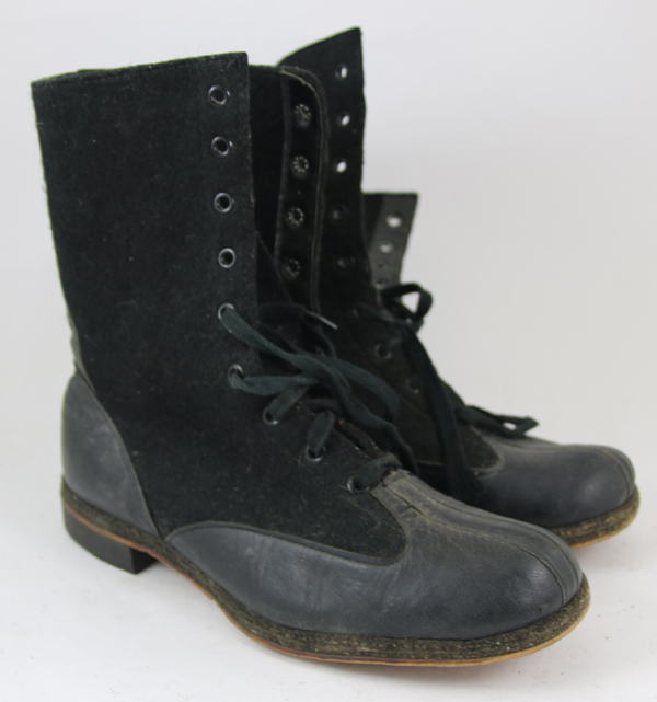 US Army Felt Boot Liners
