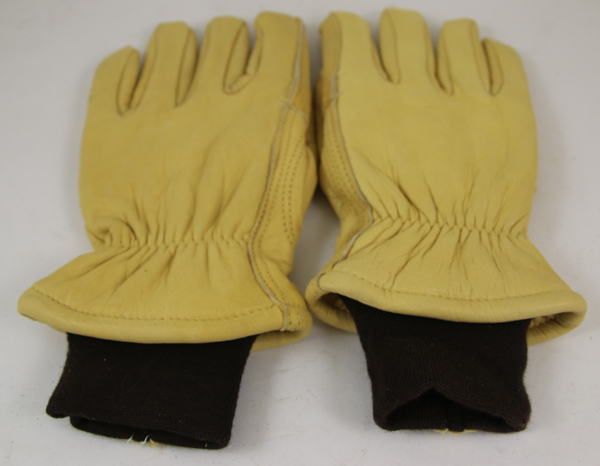 US Army Air Corps C-1 Vest Survival Gloves with cloth liners