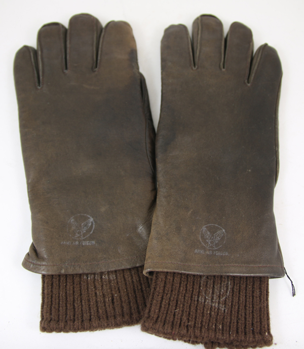 US Army Air Force A-11 Flight Gloves