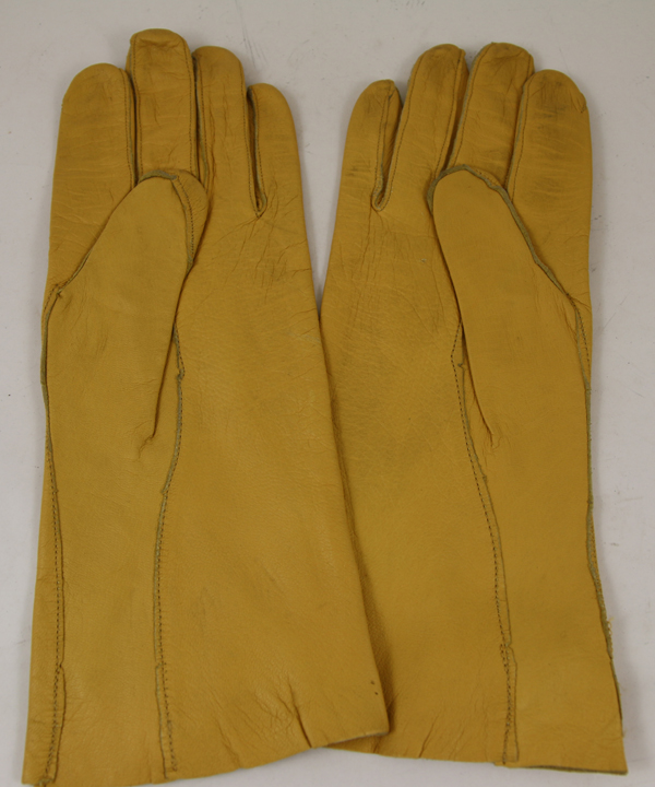US Army Air Force marked Leather Gloves