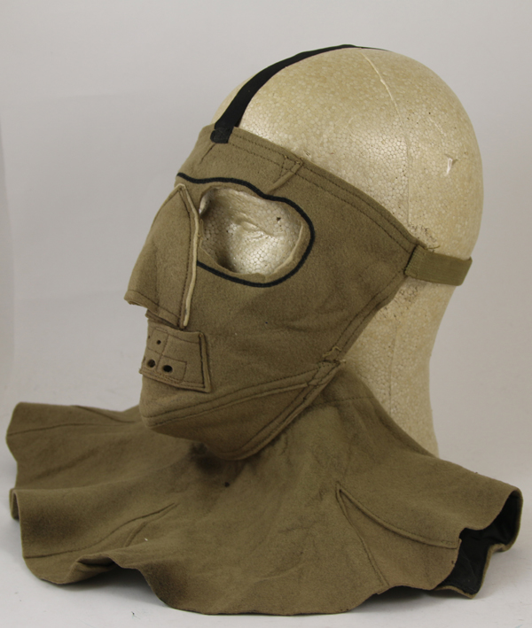 US Army Air Force Wool Cold Weather Face Mask