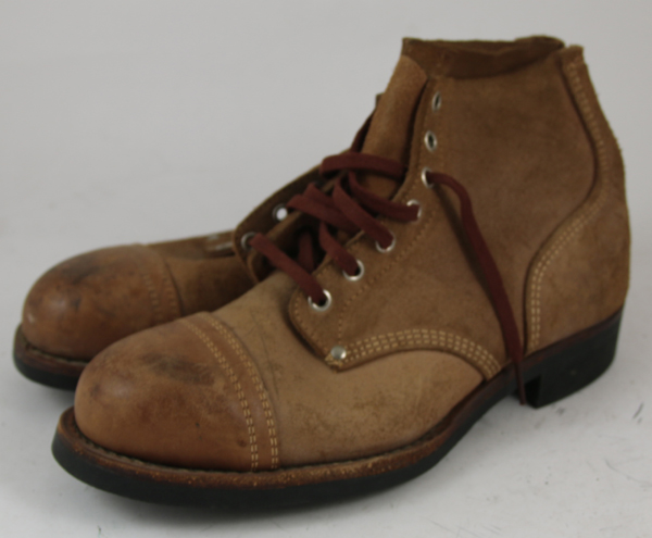 GI Roughout Boots