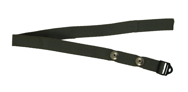 MBU-5 Oxygen Mask Strap for Straight Bayonets