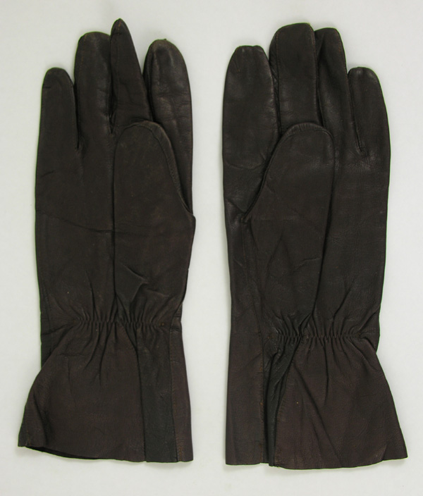 USAAF Leather B-3A Flight Gloves