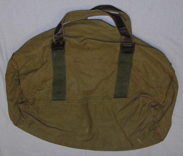 US Military Green Cloth Gym Bag