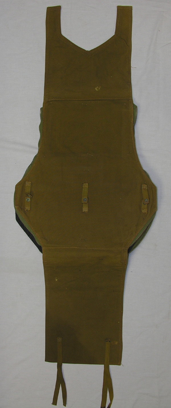 USAAF Jungle Emergency Back Pad Kit