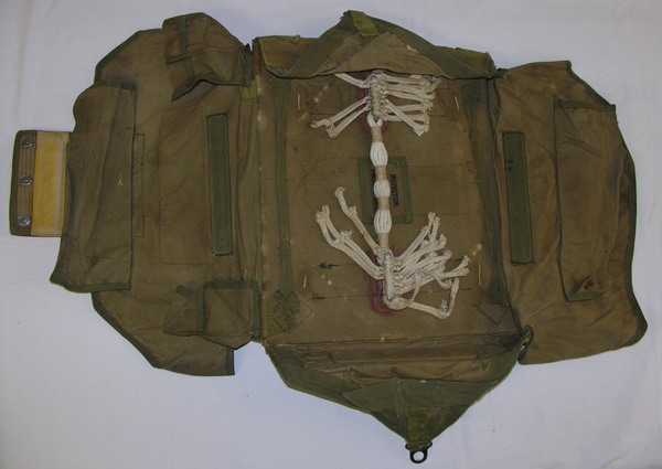 USAAF Chest Parachute Pack
