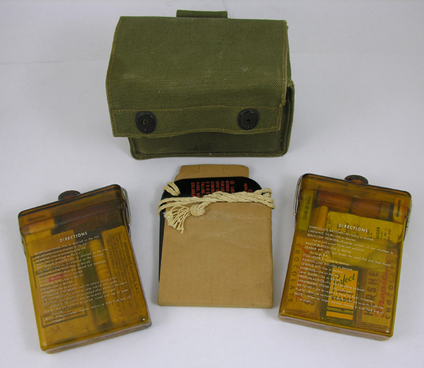 USAAF E-17 Survival Kit Complete