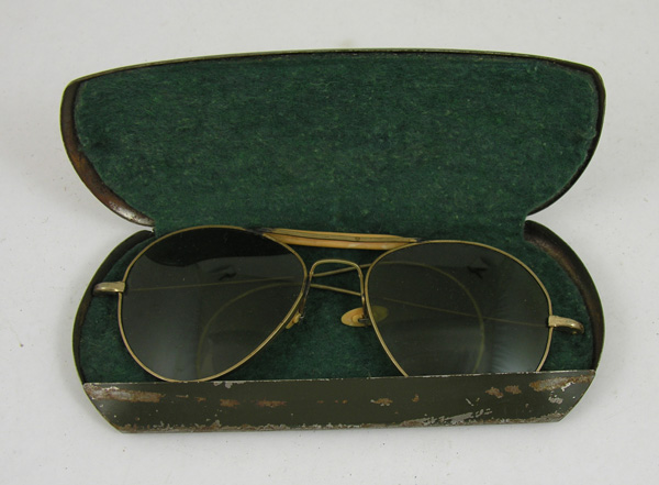 USAAF Comfort Cable Style Sunglasses with case