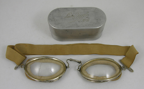 1930s Luxor Goggles #6 with case