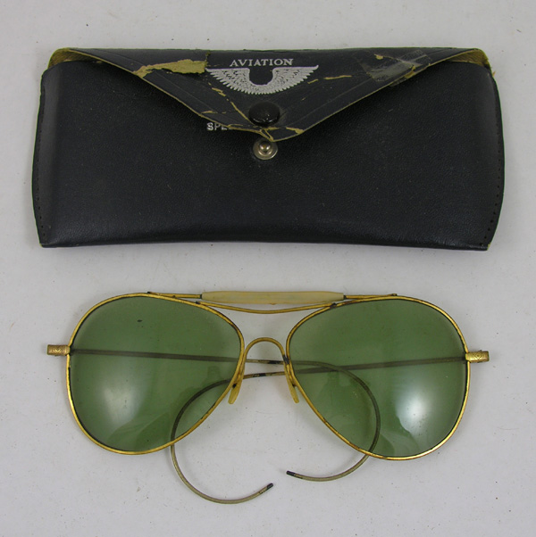 USAF Sunglasses with case