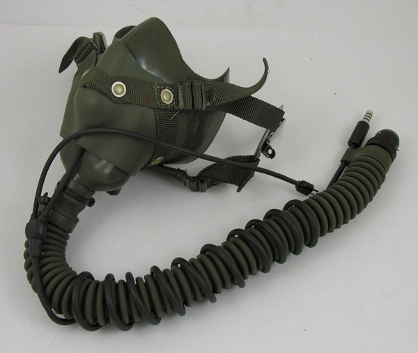 USAF or US Navy MS22001 Oxygen Mask