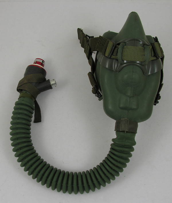 USAF MS22001 Oxygen Mask Unissued Condition