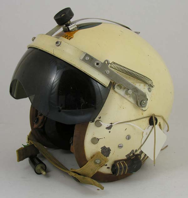 USAF P-3 Jet Helmet upgraded to P-4A