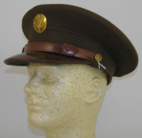 US Army Enlisted Visor Cap