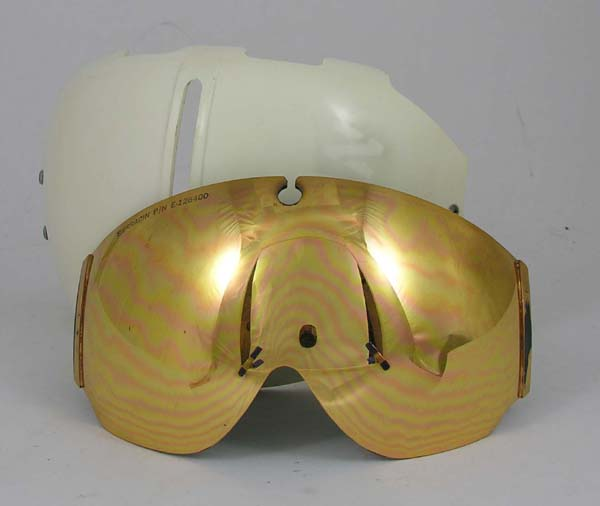 US Navy Gold Visor