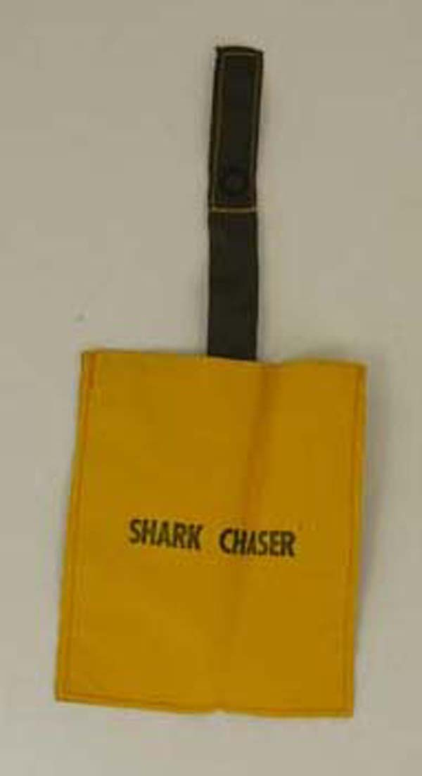 US Navy MK-2 Life Preserver Shark Chaser Pocket