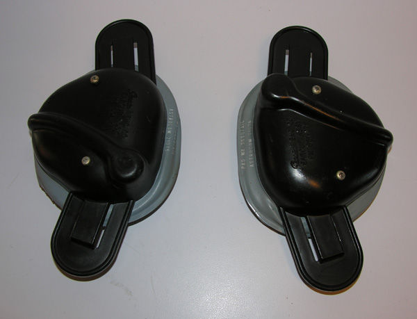 Jet Helmet earcups with pads