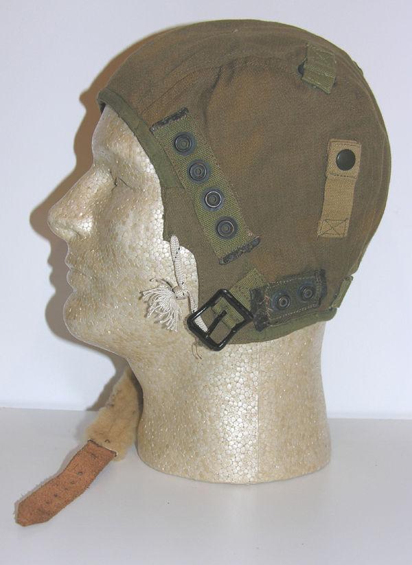 USAAF Late model A-8 Flight Helmet