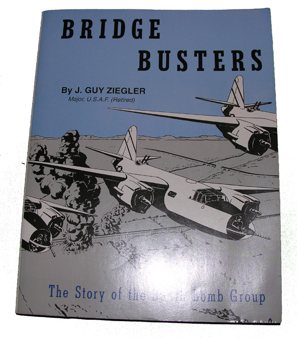 The Bridge Busters Book Autographed