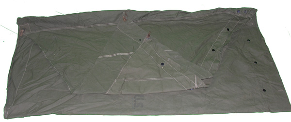 US Army Tent Shelter Quarter