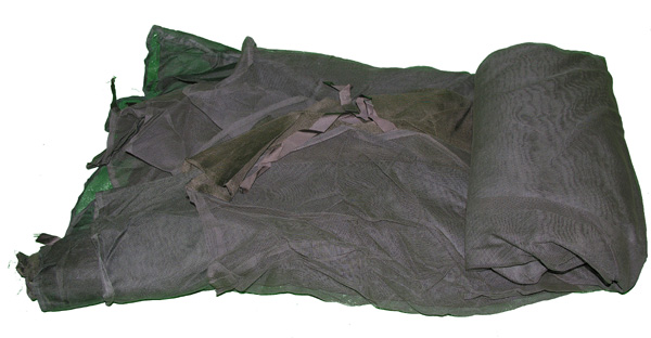 US Army 1952 Mostquito Cot Bednetting