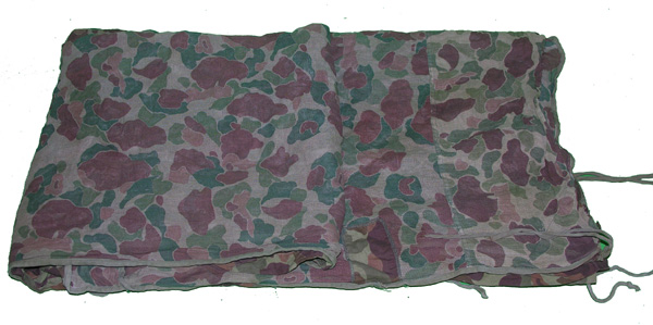 Camo Mosquito Cot Bednetting
